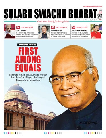 SULABH SWACHH BHARAT - (Issue - 32) by Sulabh International Social