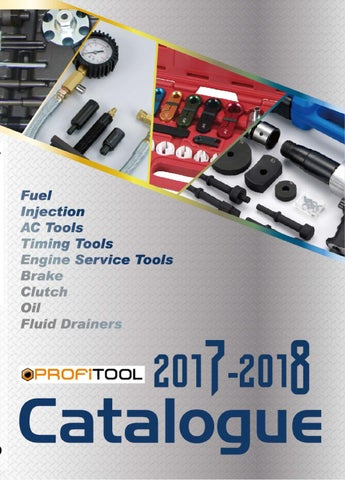Profitool 2017 Catalogue By Intercars Sa Issuu