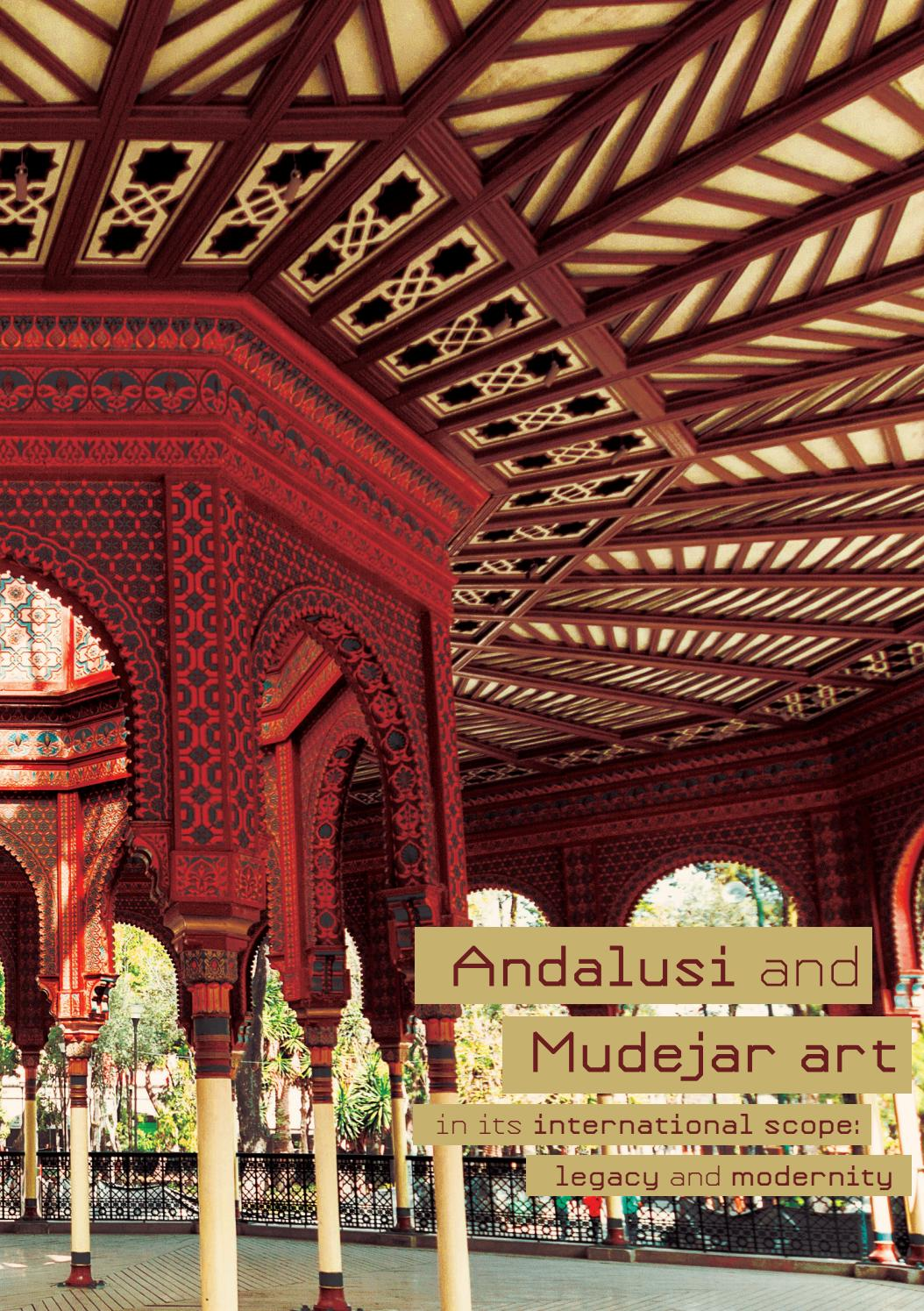Decoration Sous Sol 2015 andalusi and mudejar art in its international scope: legacy
