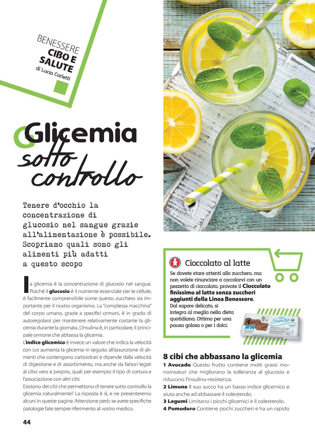 dieta x abbassare colesterolo e glicemia