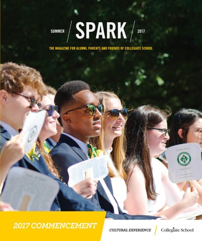8d32e3babcc Spark Summer 2017 by Collegiate School - issuu