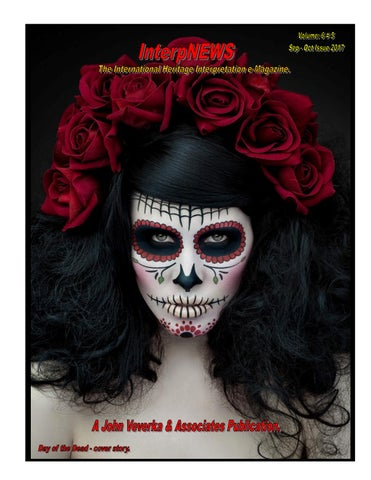 In Sep 2017 Day Of The Dead Issue By Interpnews Issuu