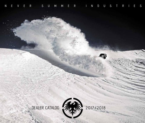1c6654c2dc0 Neversummer Snowboards 17 18 by bane 4 - issuu