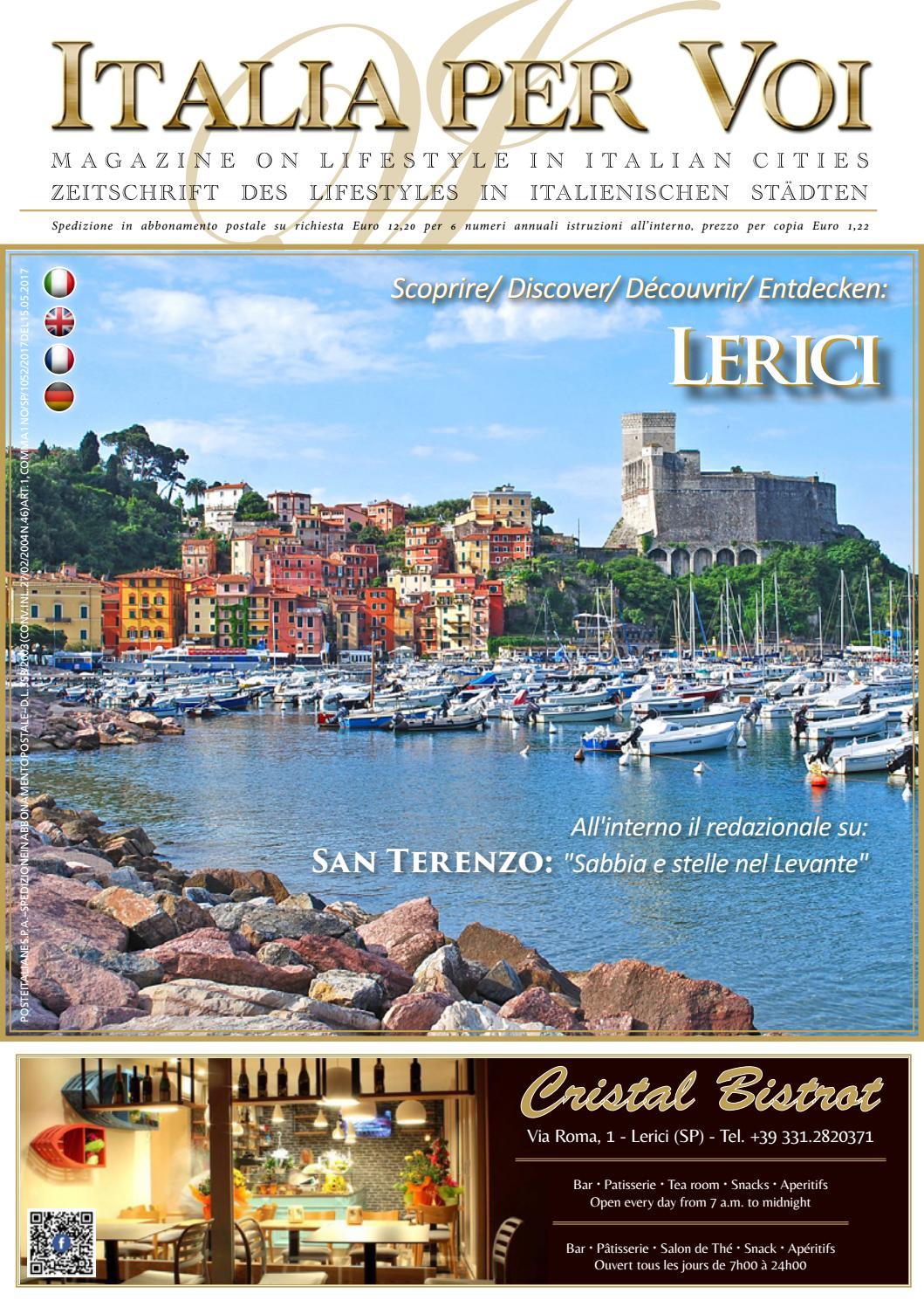 Italia per Voi nr. 33 - Lerici by Italia Per Voi - issuu