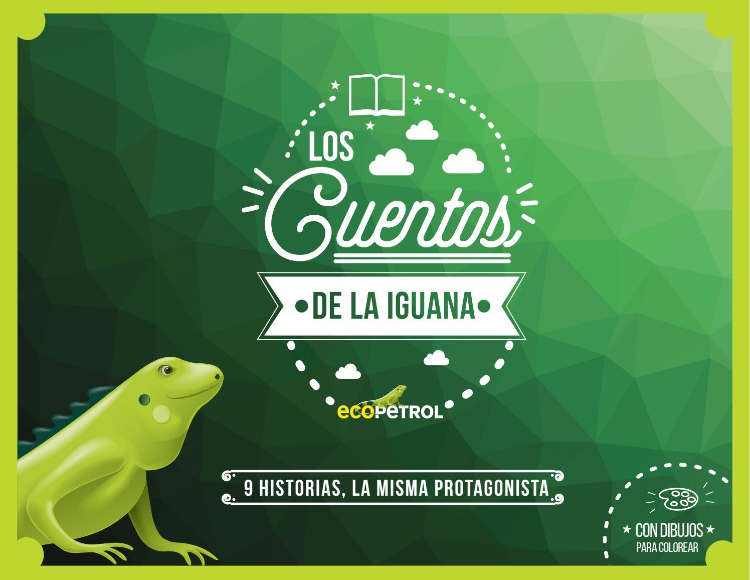 Los cuentos de la iguana by Milena Gil - issuu