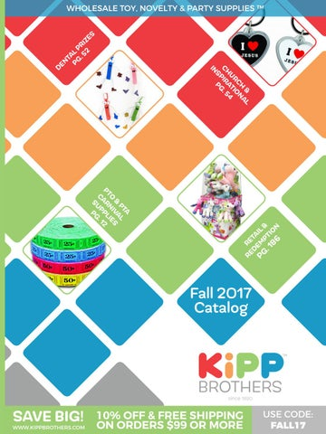 Kipp Brothers Fall Catalog 2017 By