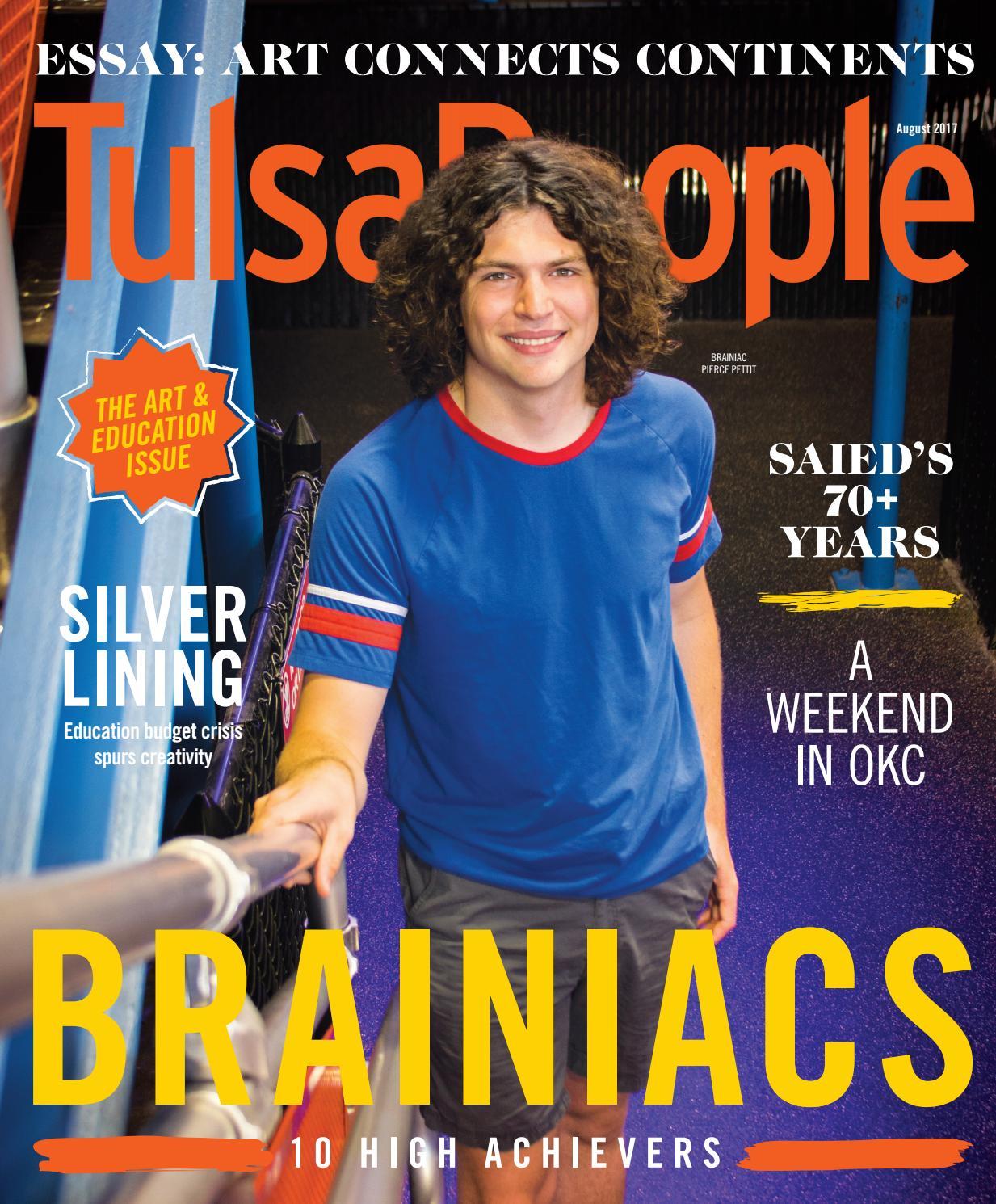 Tulsapeople August 2017 By Tulsapeople Issuu