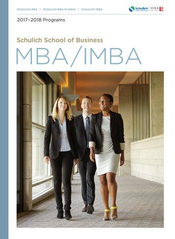 schulich school of business application essay
