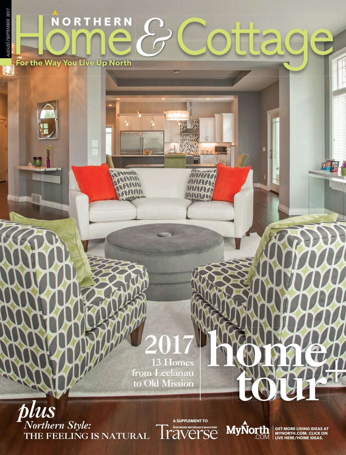 Northern Home Cottage August September 2017 By MyNorth