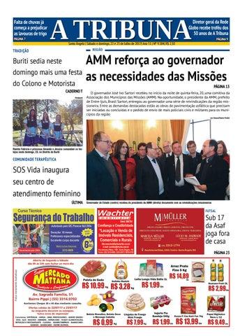 Jornal a tribuna 22 e 23 de julho de 2017 by Jornal A Tribuna ... 570a29e2ce