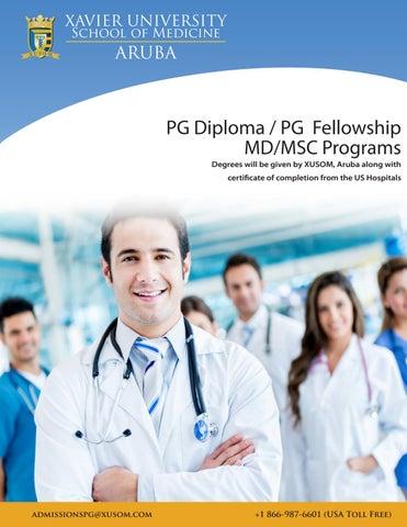 India mbbs brochure by Xavier University School of Medicine