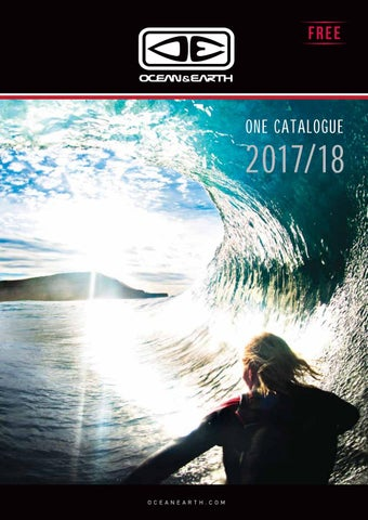 1175fe70c6 O&E Surf Hardware 2017/18 ONE catalogue by Ocean & Earth - issuu