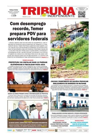 Edição número 2946 - 25 de julho de 2017 by Tribuna Hoje - issuu 93e9abe04c