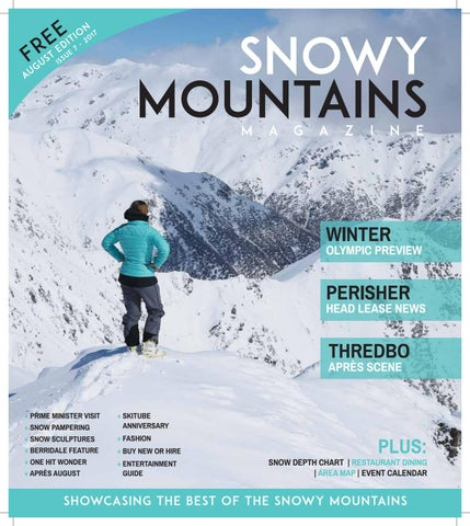 91874f5c Snowy Mountains Magazine by provincial press group - issuu