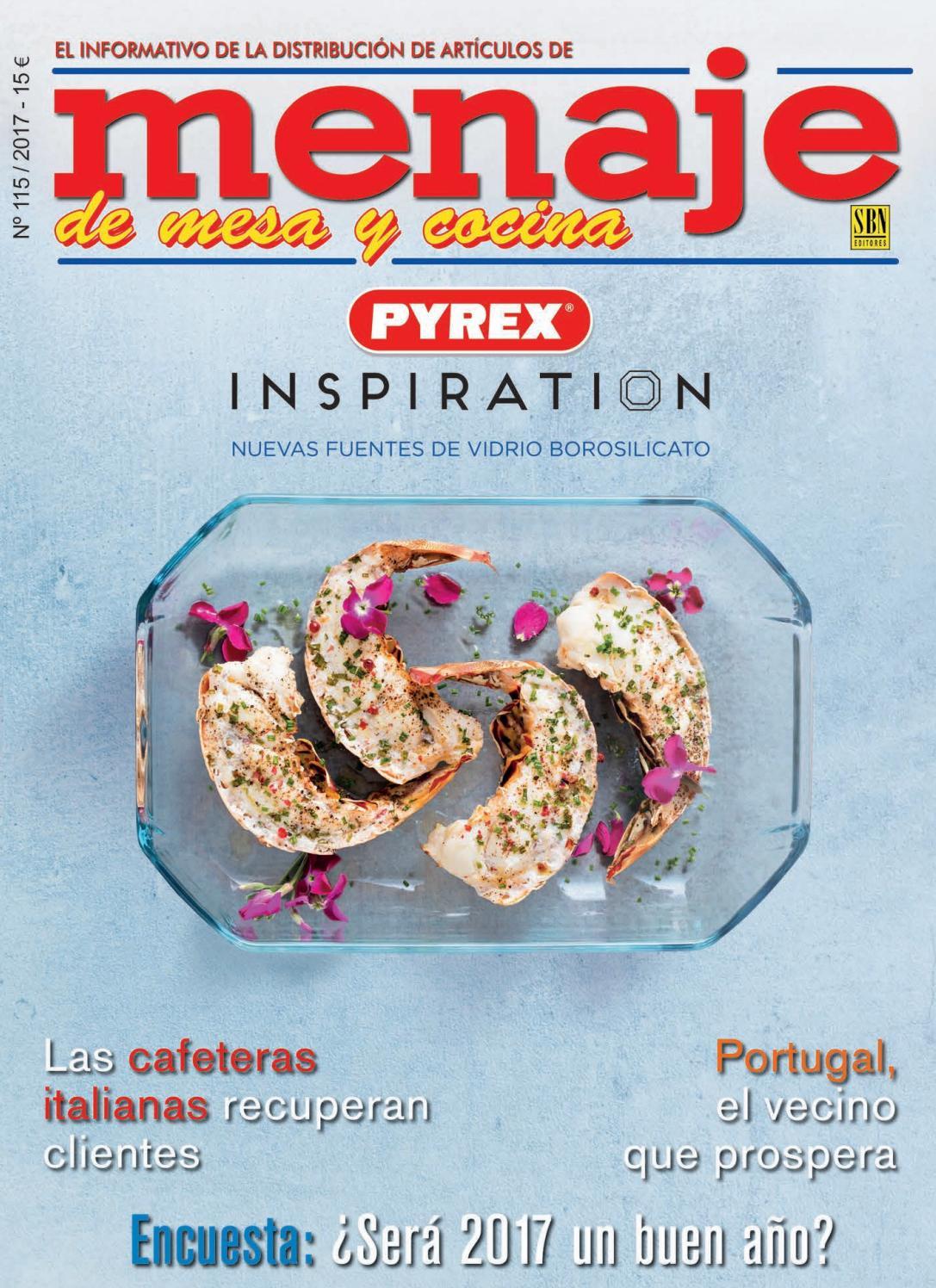 Menaje 115 by Revista Menaje - issuu 114444e5a94d