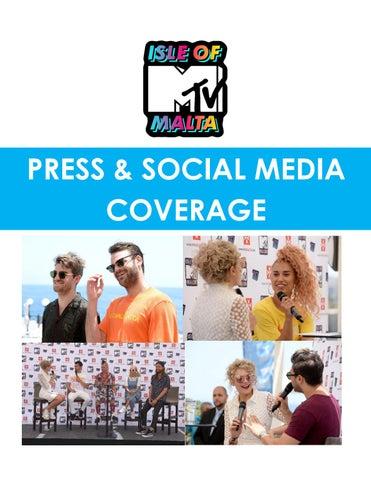 ae15b45f75c4 Isle of MTV Malta 2017 by VIMN Press Digests - issuu
