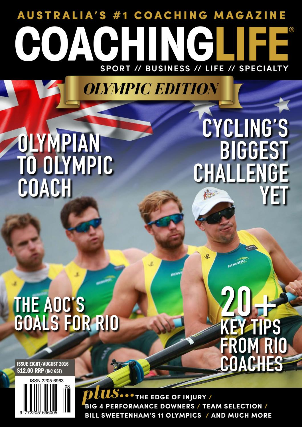 d0b3e683c00 8 - Olympics Edition by Coaching Life - issuu