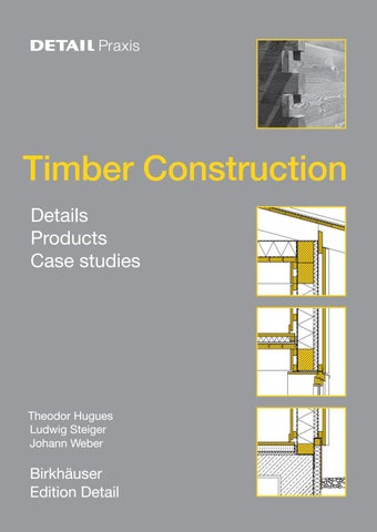 Timber Construction By Detail Issuu