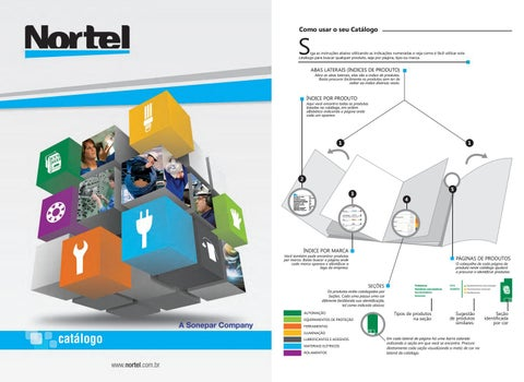 Catálogo de Produtos Nortel 2017 by Web Bizz Marketing Online - issuu 25964c99ccc1a