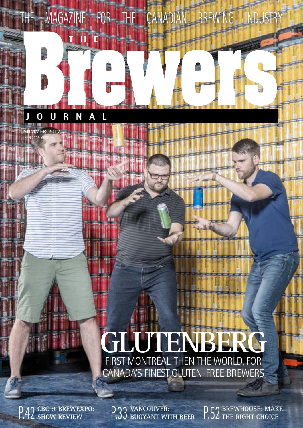 the brewers journal canada edition summer 2017 by reby media