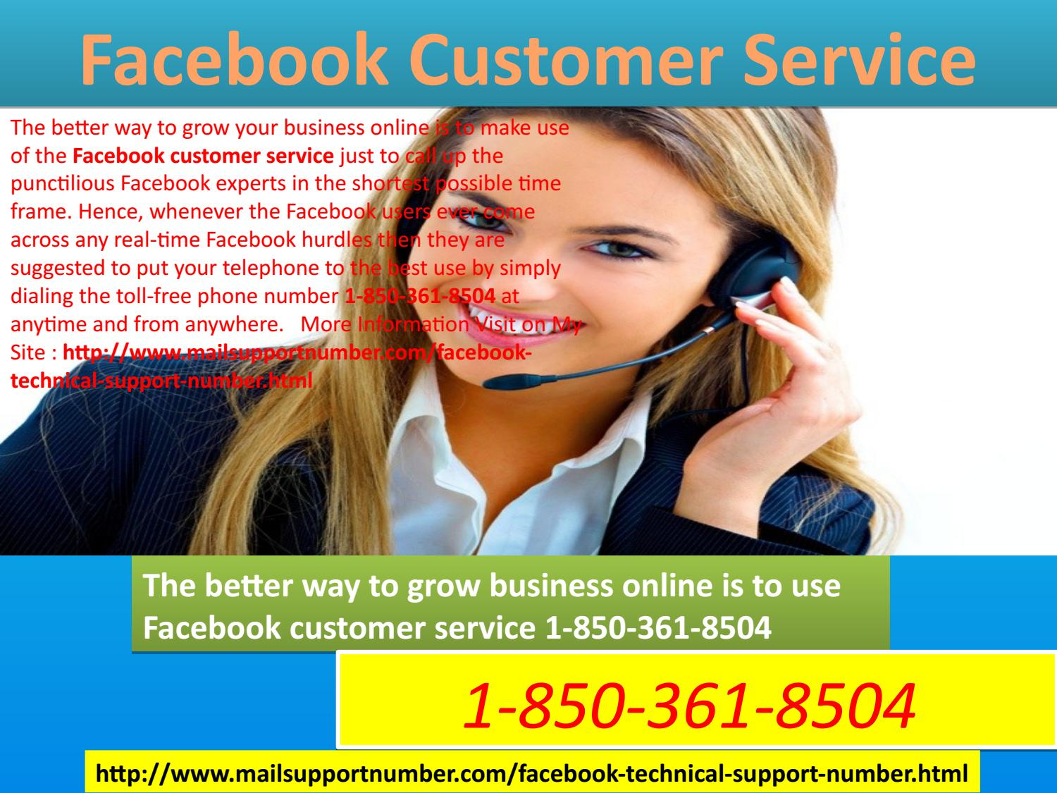 Does Facebook Customer Service 1 850 361 8504 Weed Out