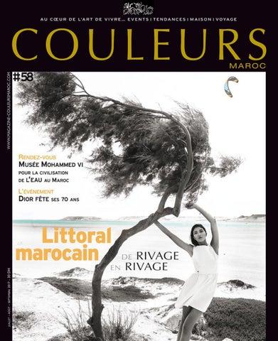 afaae9855ea768 COULEURS MAROC N58 by ArtpourArt - issuu