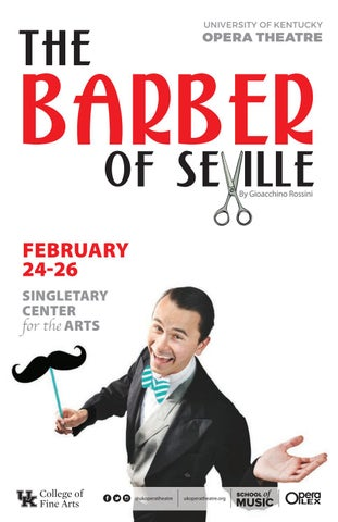 The barber of seville by uk college of fine arts issuu page 1 stopboris Gallery