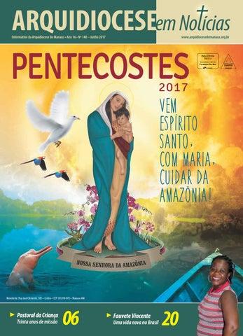 9470057376e Arquidiocese em Notícias - Edição 140 - Junho 2017 by Arquidiocese ...