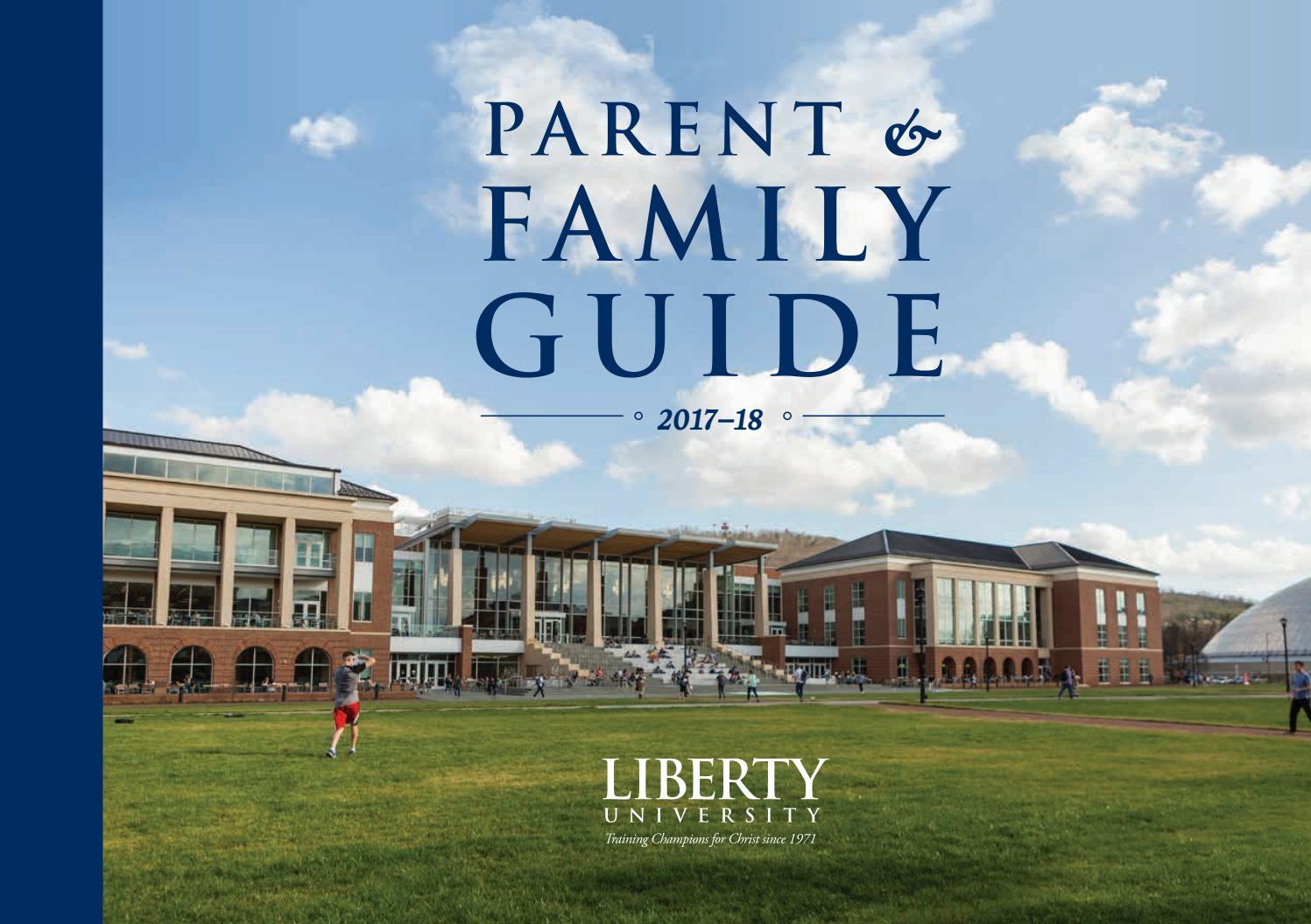 liberty university paper