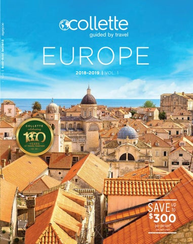 US Europe ebrochure 7unmb 2018 by Collette - issuu
