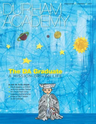 ac0e40be402 Durham Academy Magazine - Summer 2017 by Durham Academy - issuu