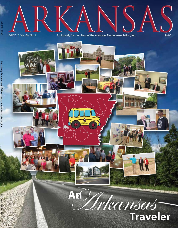 Arkansas magazine fall 2016 by arkansas alumni association issuu kristyandbryce Images