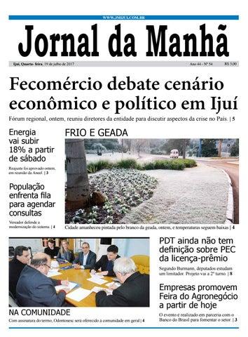 Jornal da Manhã - Quarta-feira - 19-07-17 by clicjm - issuu cbd88b18e2bac