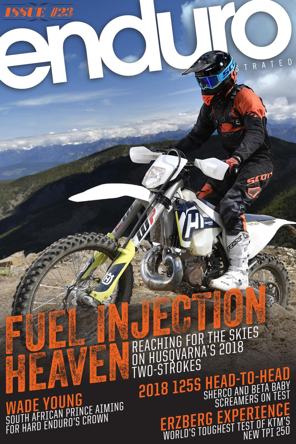 Enduro Illustrated #23 July 2017 by Enduro illustrated - issuu