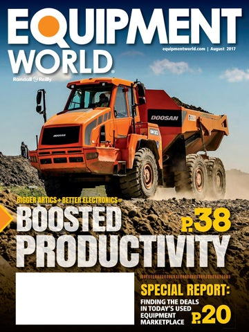 134862 May 2013 By Associated Equipment Distributors