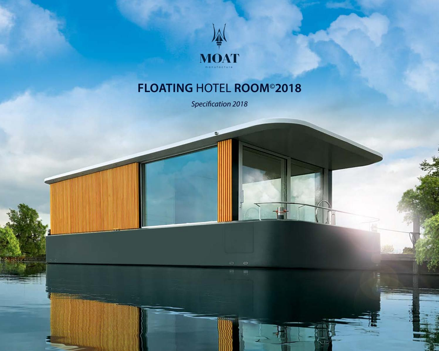 Floating Hotel Room 2018 Specification By Moat Manufacturecom Issuu Fuse Box