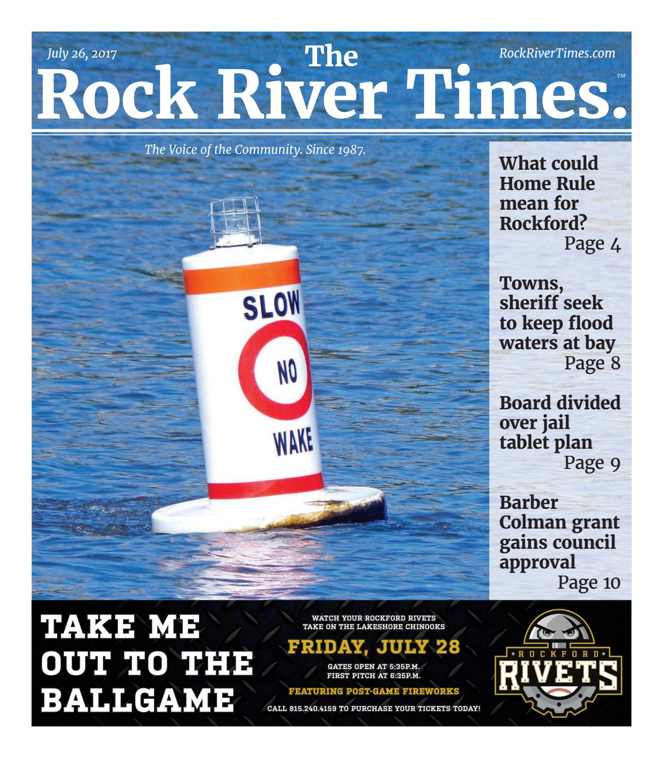 The Rock River Times July 26 2017 By The Rock River Times Issuu