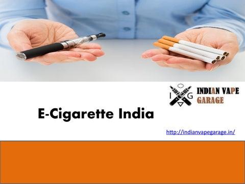 E cigarette india by Indian Vape Garage - issuu