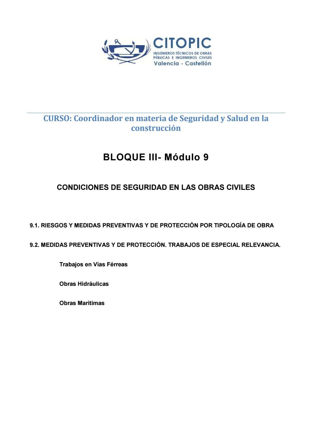 Csys bloque III modulo9 by CITOPIC-CV - issuu
