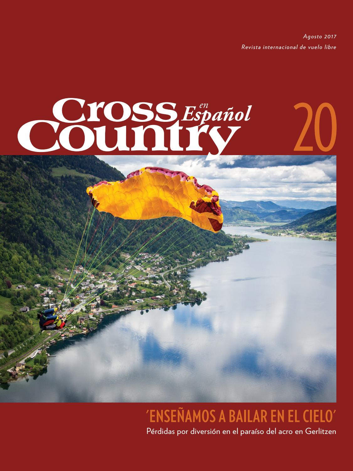 Cross country en Español 20 by Cross Country Magazine - issuu 3134b2186a59a