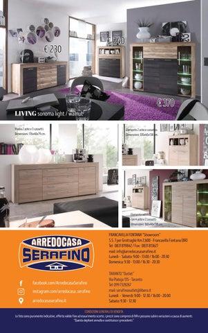 Volantino Arredocasa Serafino 2017/18 by Arredocasa Serafino - issuu