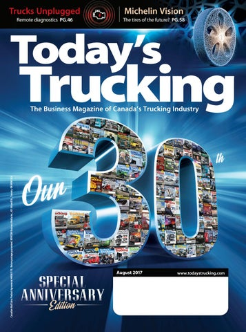 Today's Trucking August 2017 by Annex Business Media - issuu