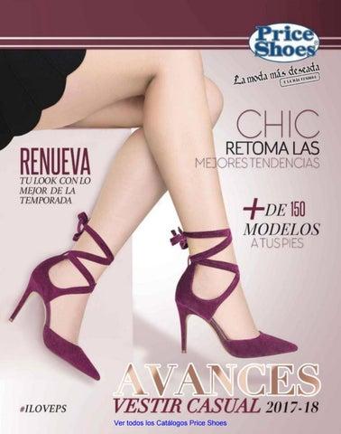 1b789fa286 Avance price shoes vestir casual 17 18 by catalogos de mexico - issuu