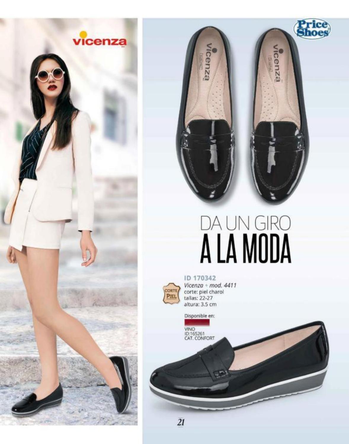 Avance Price Shoes Vestir Casual 17 18 By Catalogos De