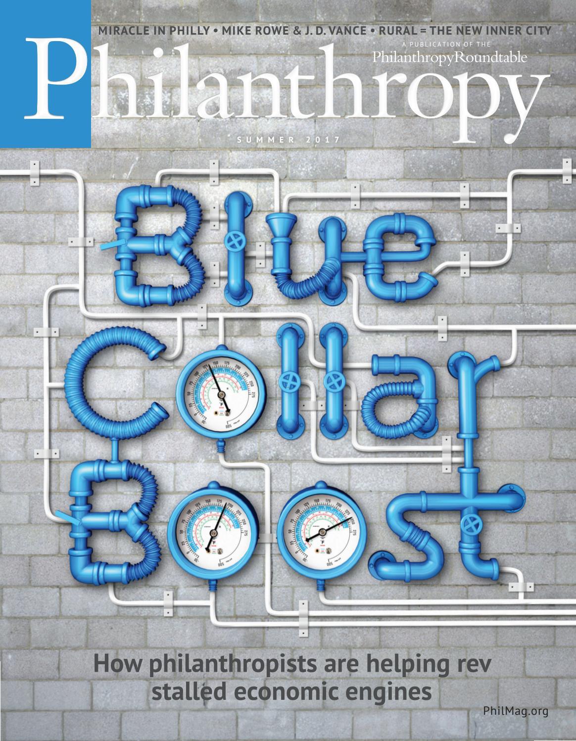 b69ac31b1 Philanthropy Summer 2017 by Philanthropy Magazine - issuu