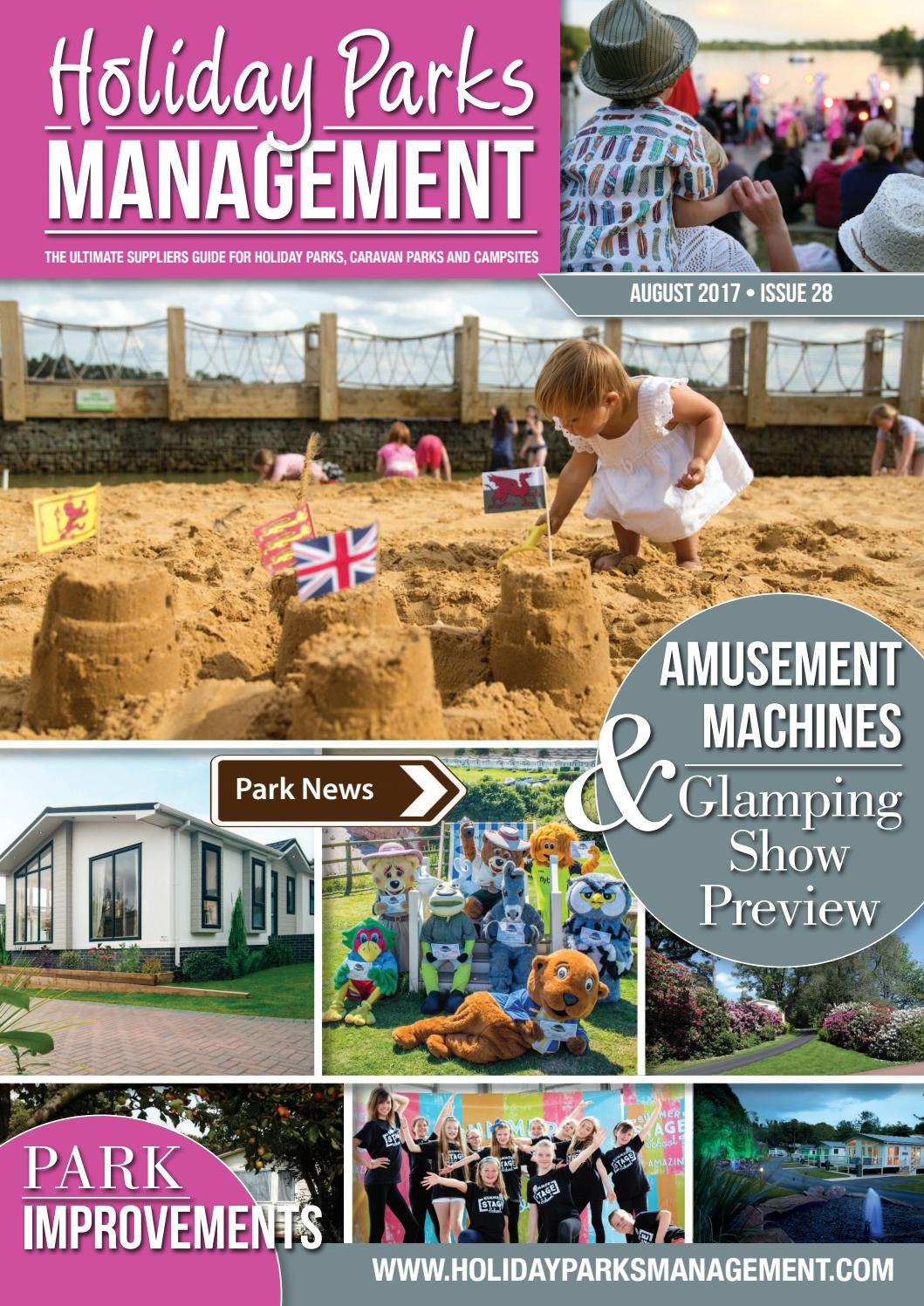 Holiday Parks Management Issue 28 By Circuit Map For Bromyard Speed Festival International Glamping Business Issuu