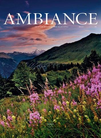 Mf Ambiance 2 2017 240x325mm Fr En Web Neu By Swiss Deluxe Hotels ...