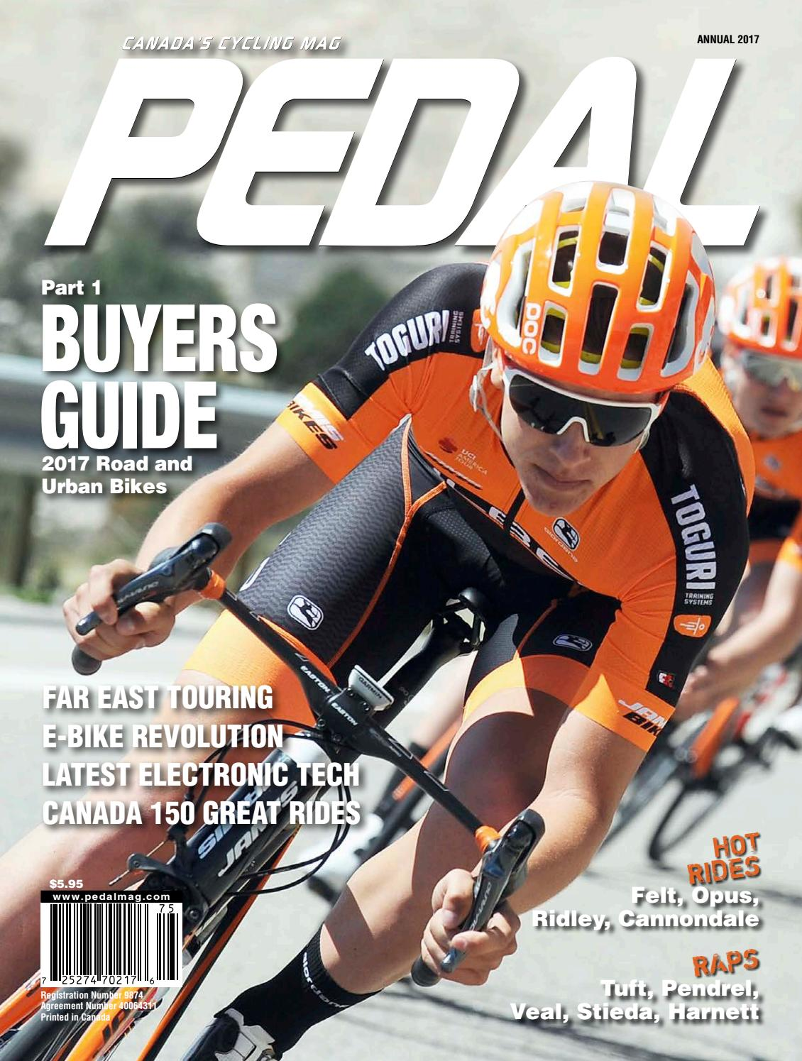 Pedal Annual 2017 by Pedal Magazine - issuu