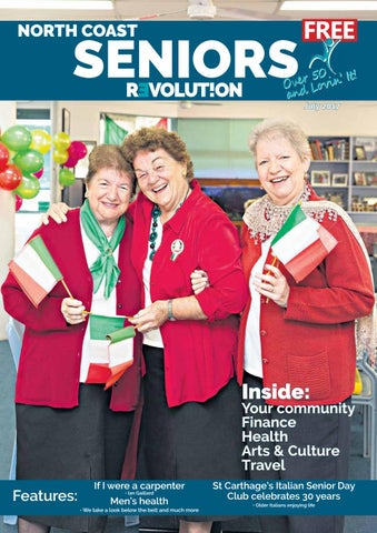 8bac4fc1b50 Seniors by Clarence Valley Independent - issuu