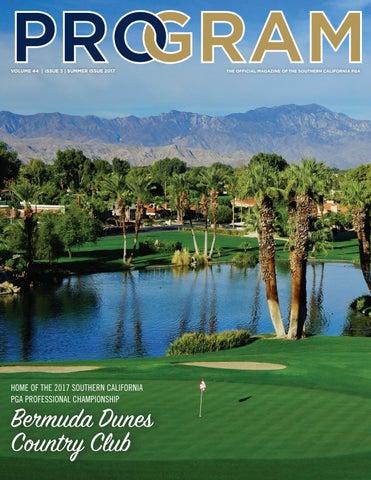 Program Magazine 2017 Summer Edition By Southern California Pga